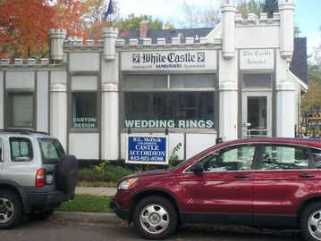 White castle jeweler